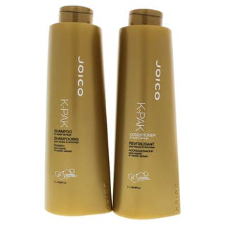Joico K-Pak 33.8-ounce Shampoo and Conditioner Duo for Damaged Hair|https://ak1.ostkcdn.com/images/products/14297809/P20880992.jpg?impolicy=medium