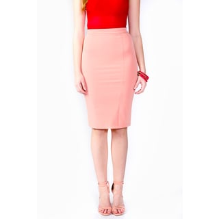Hadari Women's High Waist Pencil Skirt