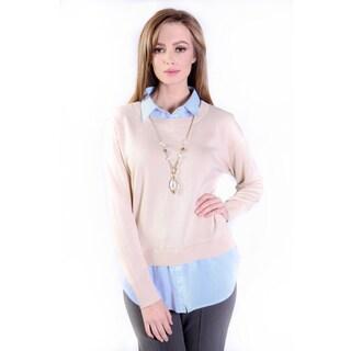 Hadari Women's Taylor Pullover Sweater