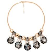 Liliana Bella Goldplated Rhinestone Choker Necklace