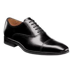 Men's Florsheim Corbetta Cap Toe Oxford Black Leather