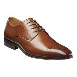 Men's Florsheim Corbetta Plain Toe Oxford Scotch Full Grain Leather