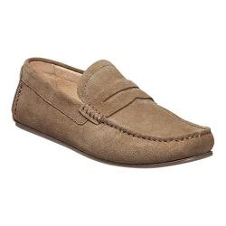 Men's Florsheim Denison Sand Suede/Full Grain Leather