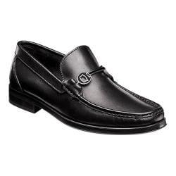 Men's Florsheim Westbrooke Bit Loafer Black Full Grain Leather