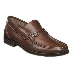 Men's Florsheim Westbrooke Bit Loafer Brown Full Grain Leather