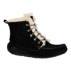 Women's UGG Chickaree Bootie Slipper Black