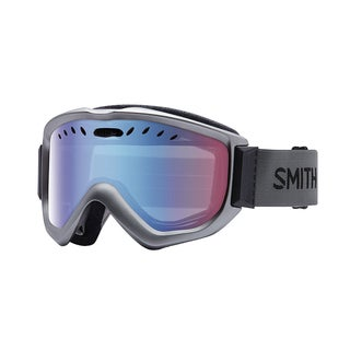 Smith SM Knowledge OTG WP4 4U Snow Graphite Plastic Sport Goggles