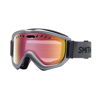 Smith SM Knowledge OTG X6K C5 Snow Graphite Plastic Sport Goggles