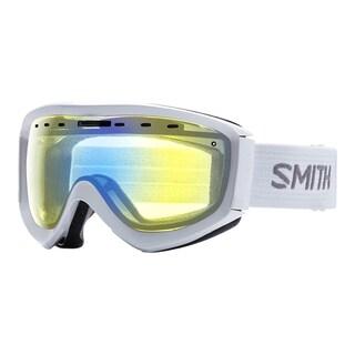 Smith SM Prophecy OTG ZW9 4U Snow White Plastic Sport Goggles