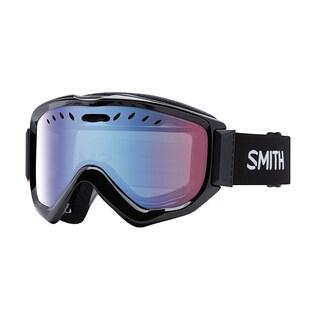 Smith SM Knowledge OTG X8G J9 Snow Black Plastic Sport Goggles