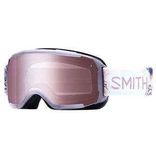 Smith SM Showcase OTG X89 C1 Snow Lunar Bloom Plastic Sport Goggles