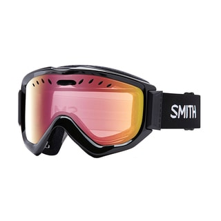 Smith SM Knowledge OTG Z3S C1 Snow Black Plastic Sport Goggles