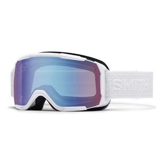 Smith SM Showcase OTG Y25 8K Snow White Eclipse Plastic Sport Goggles