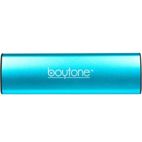 boytone BT-120BL 2.0 Speaker System - 6 W RMS - Wireless Speaker(s) -