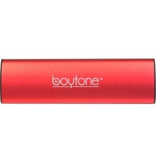 boytone BT-120RD 2.0 Speaker System - 6 W RMS - Wireless Speaker(s) -