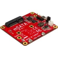 StarTech.com USB to mSATA Converter for Raspberry Pi and Development