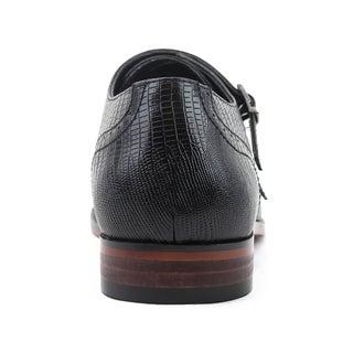 Xray Vermin Monk Polyurethane Strap Shoe