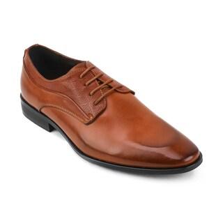 Xray Static Plain-toe Shoes