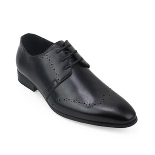 Xray Men's Medallion Toe Oxford Shoe