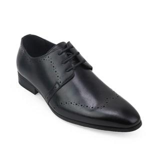 Xray Men's Medallion Toe Oxford Shoe