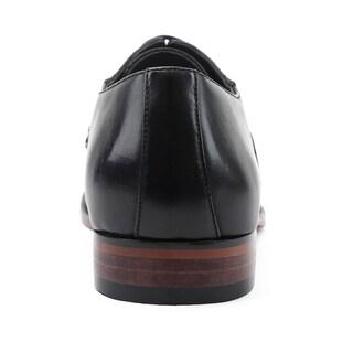 Xray Slab Cap-toed Shoes