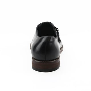 Xray Men's Solo Polyurethane Monk Strap Shoes
