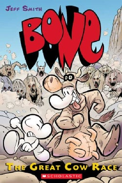 Bone 2: The Great Cow Race (Paperback)