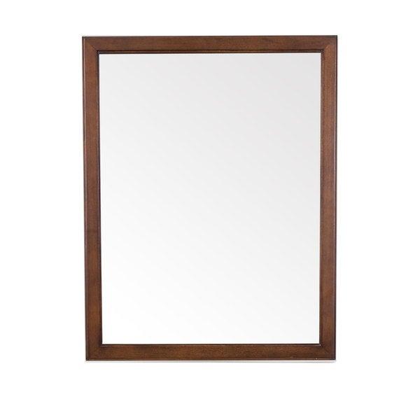 Maykke Chloe 24 Inch W x 30 Inch H Framed Wall Mirror
