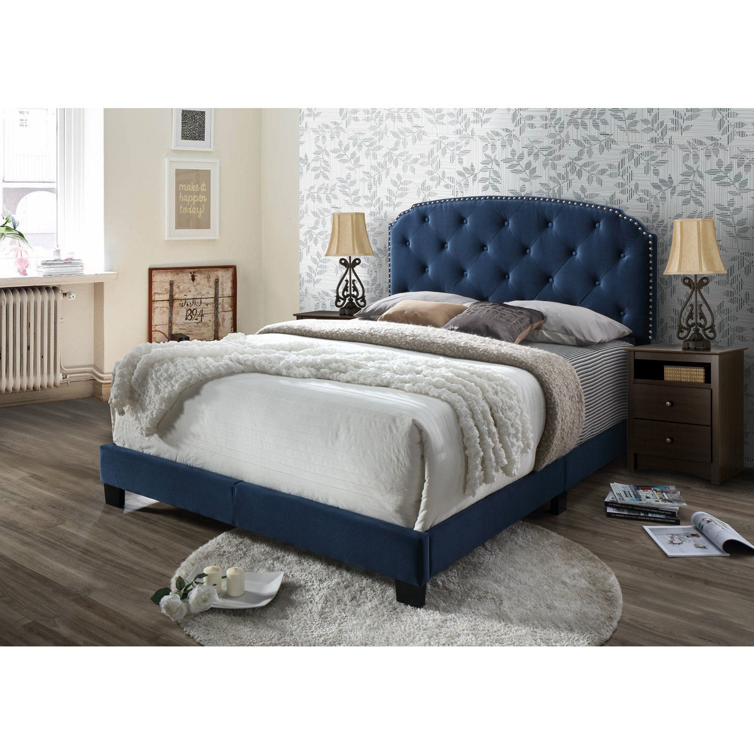 DG Casa Wembley Queen Bed - Free Shipping On Orders Over $45 ...