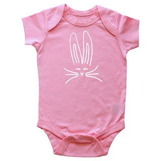 Rocket Bug Nordic Bunny Baby Bodysuit (More options available)
