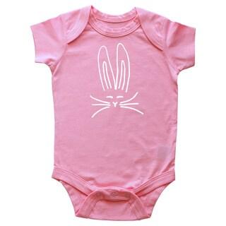 Rocket Bug Nordic Bunny Baby Bodysuit