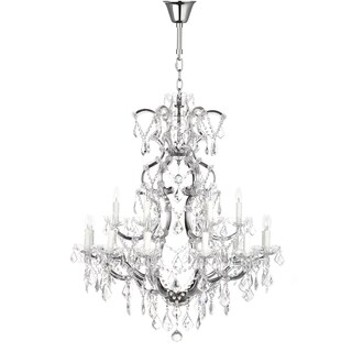 Safavieh Couture High Line Collection Tessa Crystal Chandelier