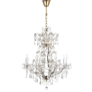 Safavieh Couture High Line Collection Celene Crystal Chandelier