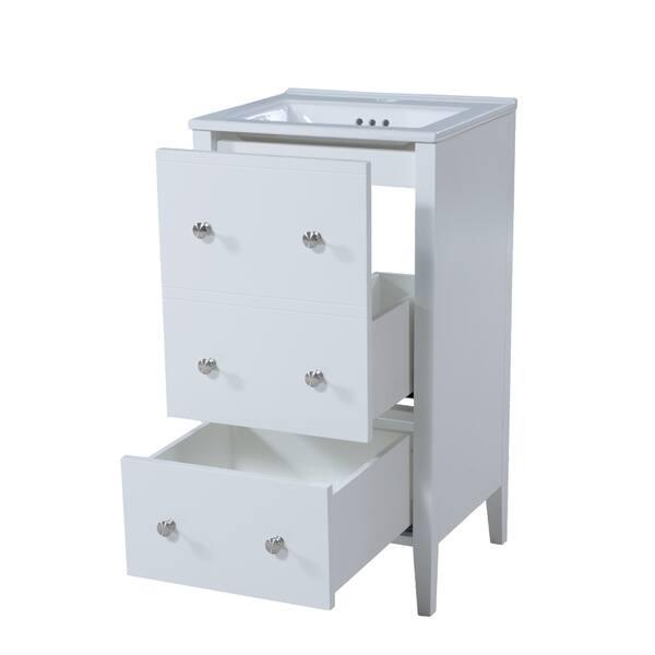 Bathroom Vanity Set With Brockton