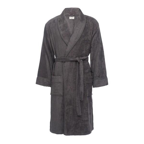 Men's Kensington Cotton Terry Bath Robe