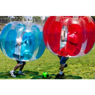 Sportspower Thunder Bubble Soccer Adult (Pack of 2)