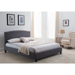 DG Casa Melrose Grey Queen Bed