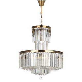 Safavieh Couture High Line Collection Averil Crystal Chandelier