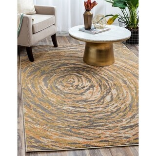 Barcelona Sandy Polypropylene Area Rug (5' x 8')