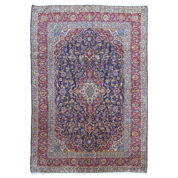 5 X 6 Vintage Kazak Persian Oriental Wool Hand Knotted: Shop FineRugCollection Hand-knotted Semi-antique Unique
