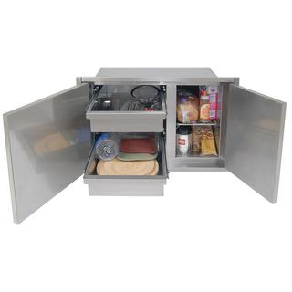 Alfresco 30 X 33-Inch High Profile Sealed Dry Storage Pantry