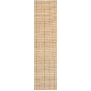 L and R Home Kessler Sandy Taupe Indoor Runner Rug(2' x 8' ) - 2' x 8'