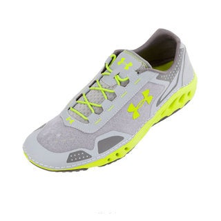Under Armour Men's Drainster Grey Fishing Shoes