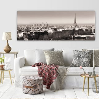 Wexford Home 'Paris View' Premium Gallery Wrapped Canvas Triptych|https://ak1.ostkcdn.com/images/products/14307492/P20889562.jpg?impolicy=medium