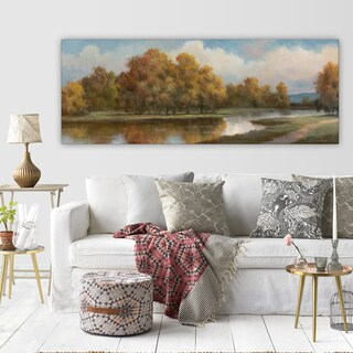 'Shenandoah I' Premium Gallery-wrapped Canvas Art - 3 Sizes Available