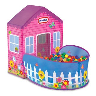 Little Tikes Pink Girl Playhouse Tent