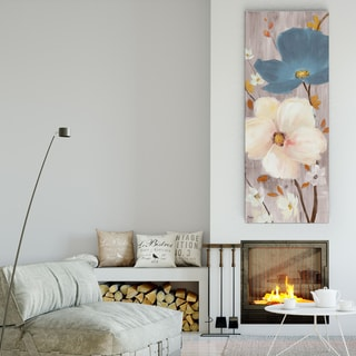 'Delicate Scent II Revisited' Premium Gallery-wrapped Canvas (3 Sizes Available)
