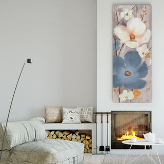 Wexford Home 'Delicate Scent I Revisited' Premium Gallery-wrapped Canvas