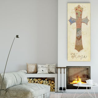 Wexford Home 'Hope' 3 Sizes Available Premium Gallery Wrapped Canvas