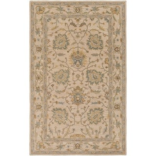 Hand-Tufted Merilis Wool Rug (9' x 12')